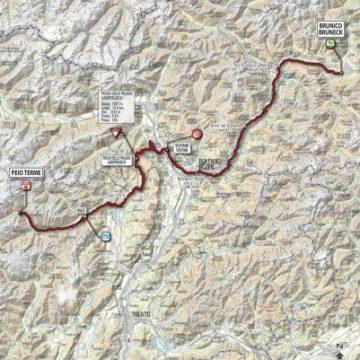 Джиро д'Италия 2010 17 этап
