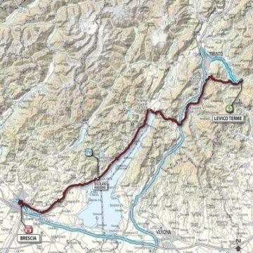 Джиро д'Италия 2010 18 этап