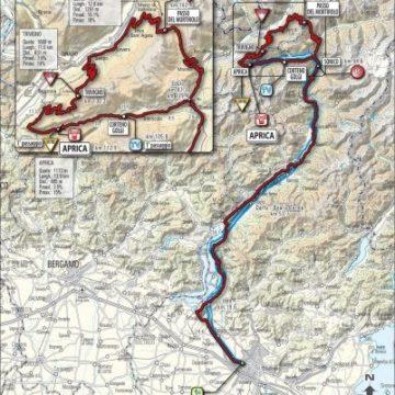 Джиро д'Италия 2010 19 этап