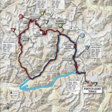 Джиро д'Италия 2010 20 этап