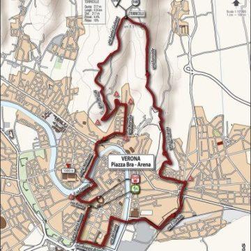 Джиро д'Италия 2010 21 этап Верона ITT