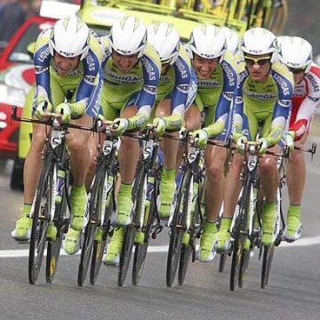 Джиро д'Италия 2010 4 этап