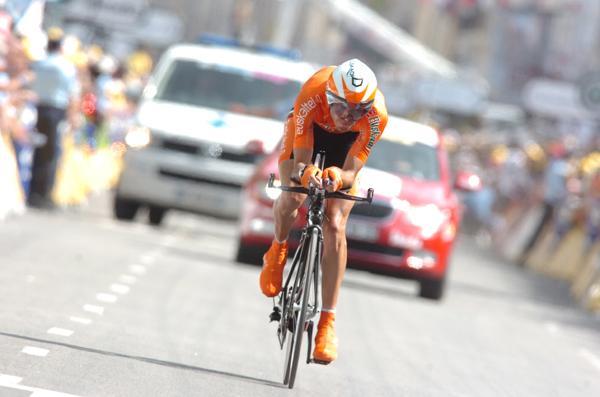 Тур де Франс 2010 19 этап итоги