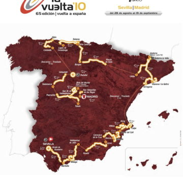 Вуэльта Испании 2010 Составы команд