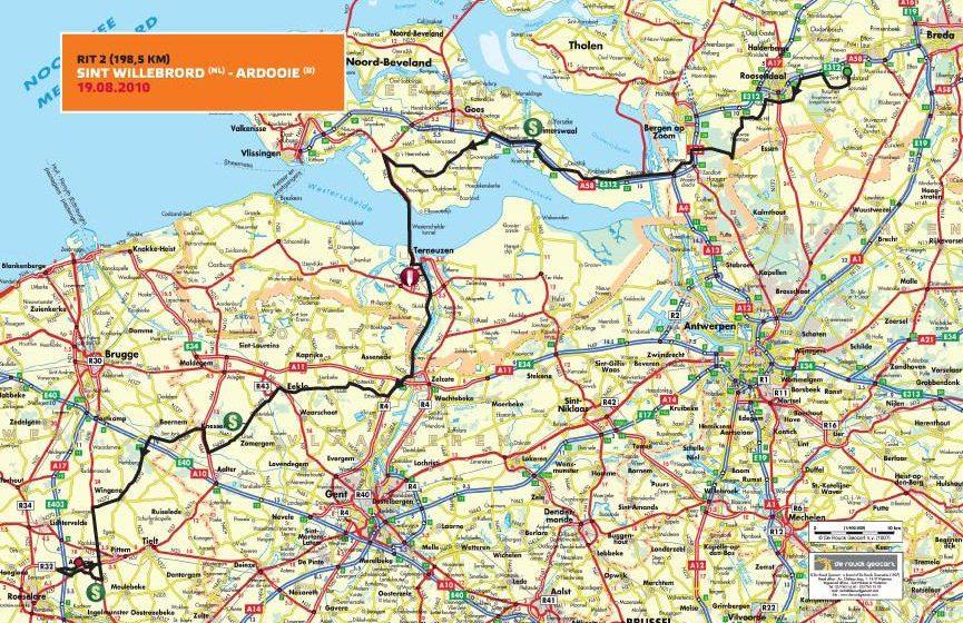 Энеко Тур 2010 2 этап