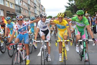 Тур де Франс 2010 20 этап итоги