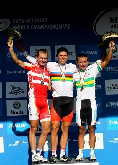 Чемпионат мира 2010 Elite Men road race