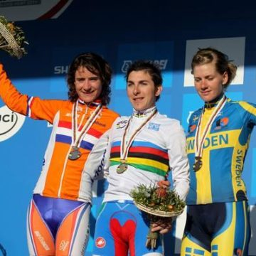 Чемпионат мира 2010 Elite Women road race