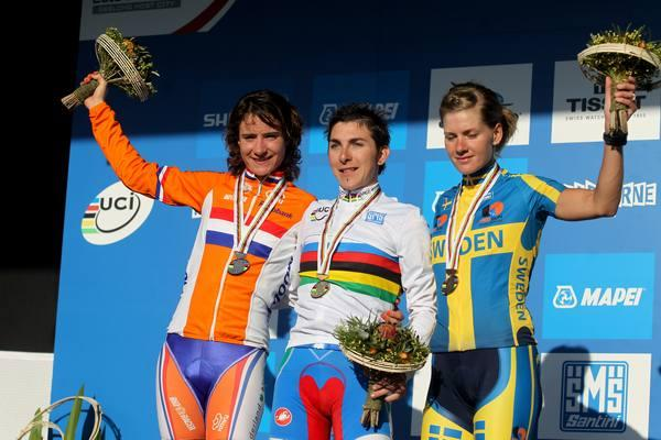 Чемпионат мира 2010 Elite Women road race
