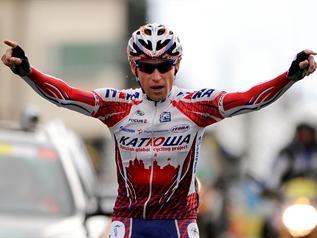 Тур Романдии: Павел Брутт принес 50-ю победу «Катюше»!