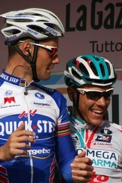 Жильбер и Боонен могут поменять команды в конце сезона 2011