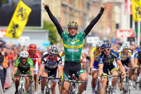 Тур Бельгии 2011 2 этап