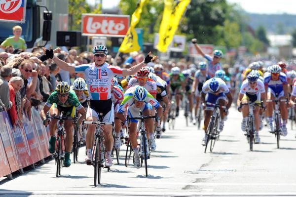 Тур Бельгии 2011 4 этап