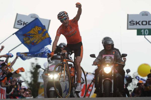 Giro D'Italia 2011 14 этап