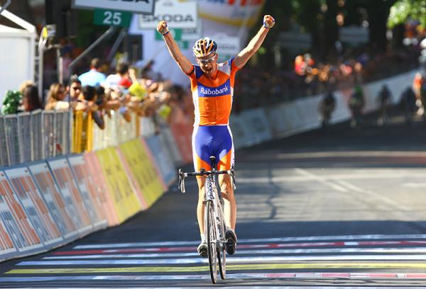 Giro D'Italia 2011 5 этап