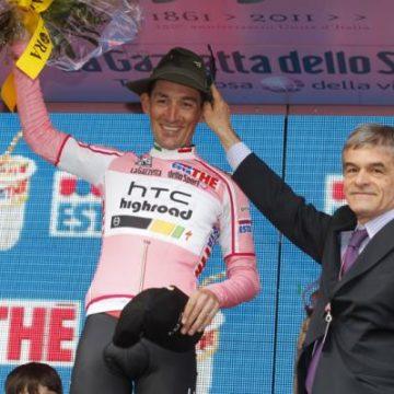 Giro D'Italia 2011 1 этап командная гонка