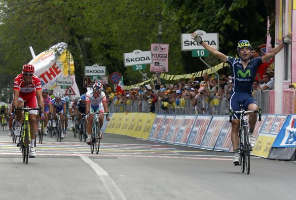 Giro D'Italia 2011 6 этап