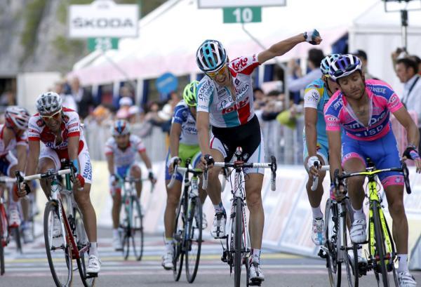 Giro D'Italia 2011 7 этап