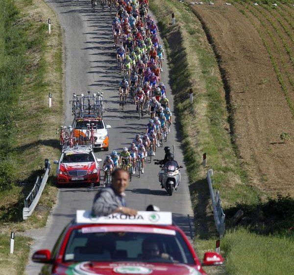 Giro D'Italia 2011 11 этап