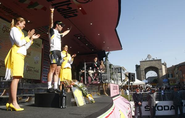 Giro D'Italia 2011 12 этап
