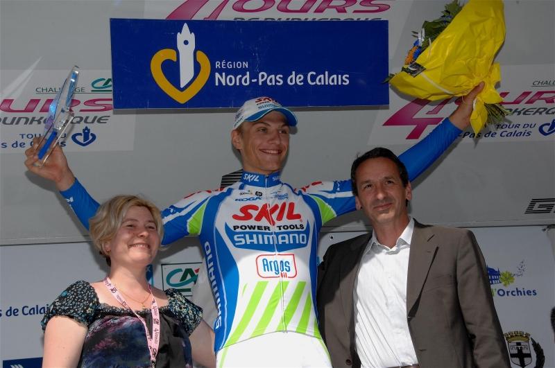 4 дня Дюнкерка 2011 3 этап.
