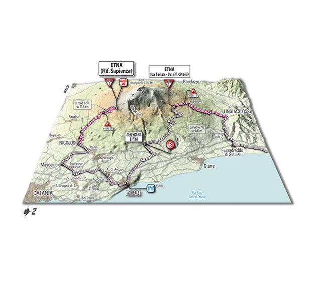 Giro D'Italia 2011 9 этап