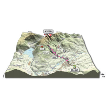Giro D'Italia 2011 16 этап