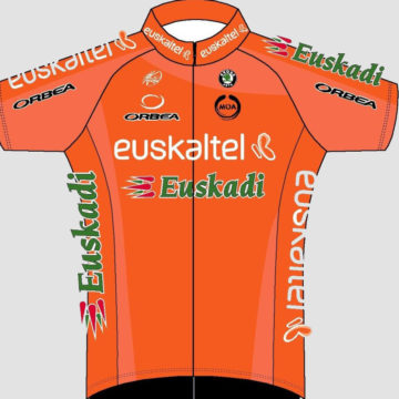 Состав Euskaltel-Euskadi на Тур де Франс 2011
