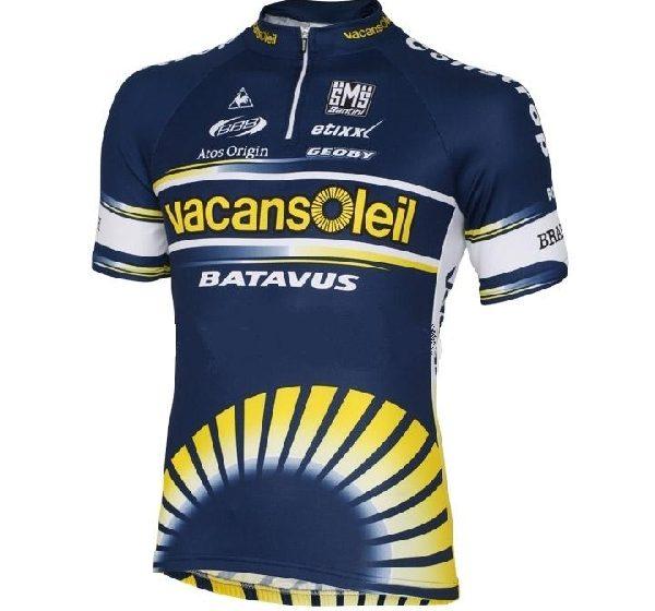 Состав Vacansoleil на Тур де Франс 2011