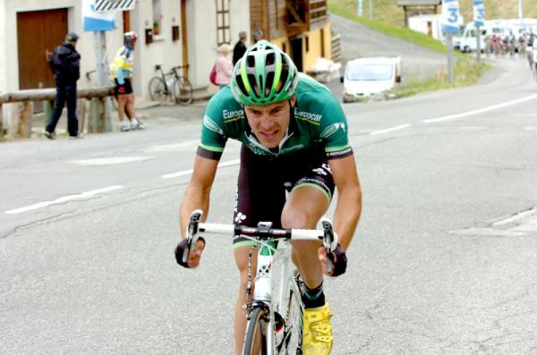 Критериум Дофине 2011 5 этап