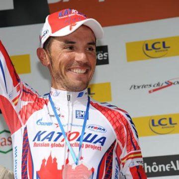 Критериум Дофине 2011 6 этап