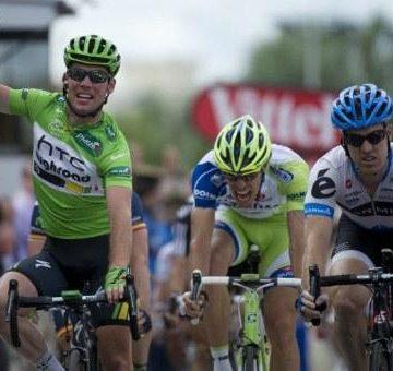 Tour de France 2011 / Тур де Франс 2011 15 этап результаты