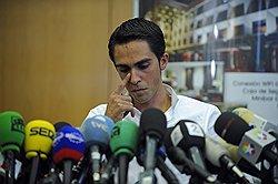 Слушания по делу Альберто Контадора перенесены на ноябрь