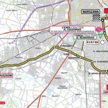 Тур Польши 2011 1 этап превью