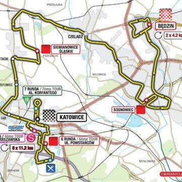 Тур Польши 2011 3 этап превью