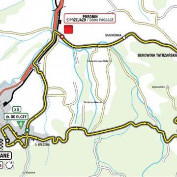Тур Польши 2011 5 этап превью
