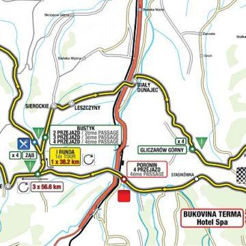Тур Польши 2011 6 этап превью