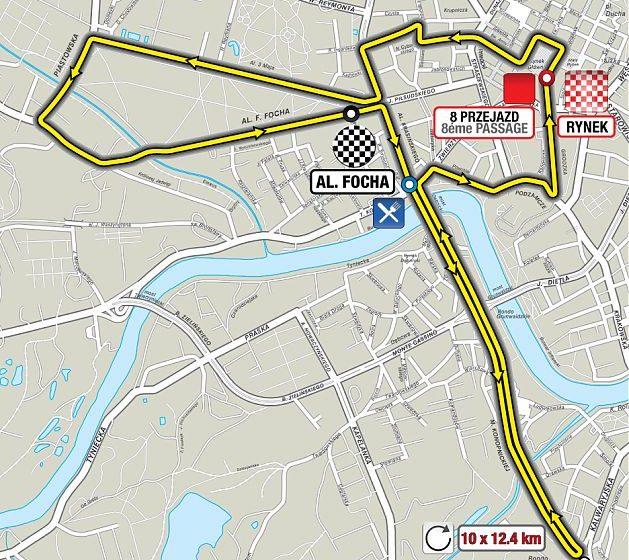 Тур Польши 2011 7 этап превью