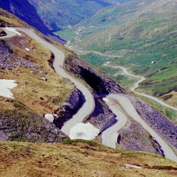 Столетие включения Col du Galibier,в маршрут Тур де Франс 1911-2011