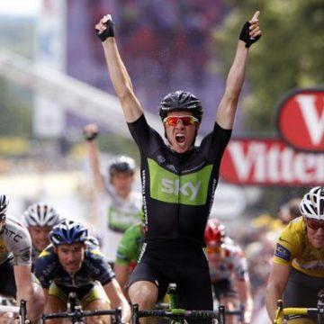 Tour de France 2011   Тур де Франс 2011 6 этап результаты
