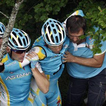 Tour de France 2011 / Тур де Франс 2011 9 этап результаты
