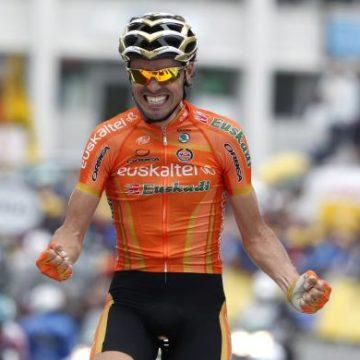 Самуэль Санчес выиграл первый в карьере этап Тур де Франс