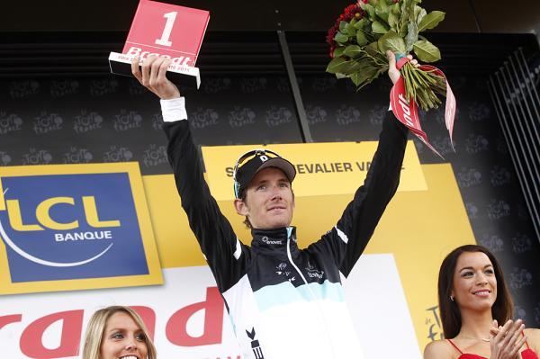 Tour de France 2011 / Тур де Франс 2011 18 этап результаты