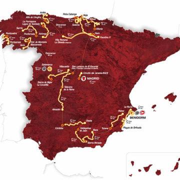 Вуэльта 2011 Особенности маршрута