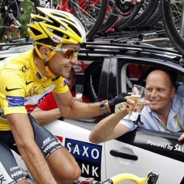 Карлос Састрена считает,что на  Туре наблюдается явное неуважение к Контадору