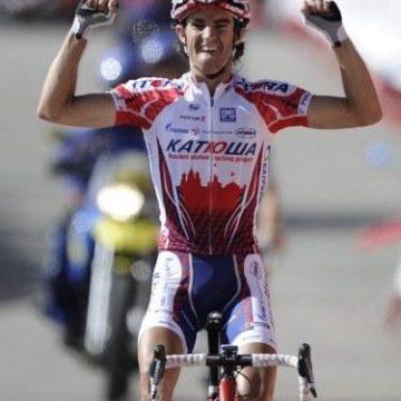 Даниэль Морено выиграл 4 этап Вуэльты 2011