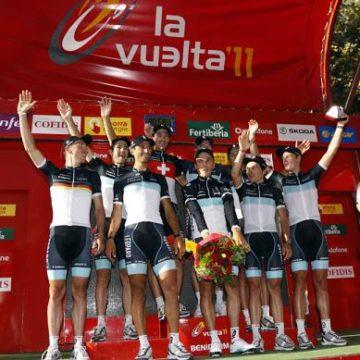 Вуэльта 2011 1 этап результаты