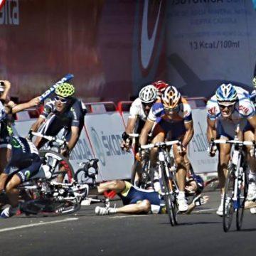 Вуэльта 2011 7 этап результаты