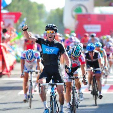 Вуэльта 2011 2 этап результаты