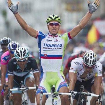 Вуэльта / Vuelta 2011 12 этап результаты